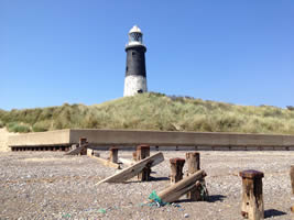 Spurn Head Lighthouse