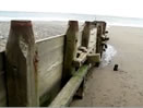 coastal management - groyne